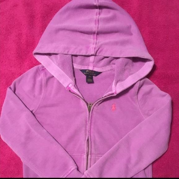 Polo by Ralph Lauren Other - Ralph Lauren girls polo hoodie